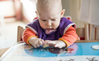 Was ist Baby-led weaning? (Teil 1 der Serie)