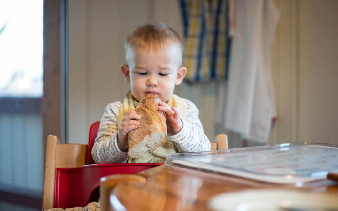 6 Vorteile von Baby-led weaning (Teil 2 der Serie)