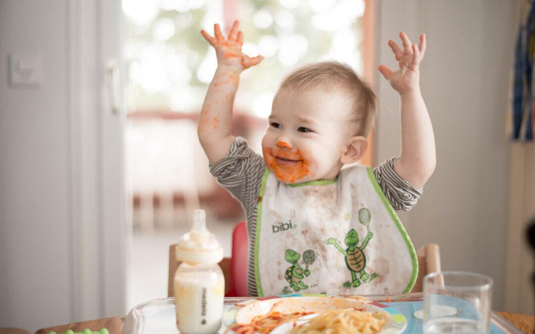 Tipps für den Einstieg in Baby-led weaning (Teil 3 der Serie)